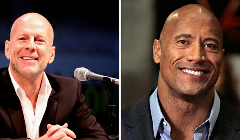 According to a new study, bald men are more attractive and show signs of success.